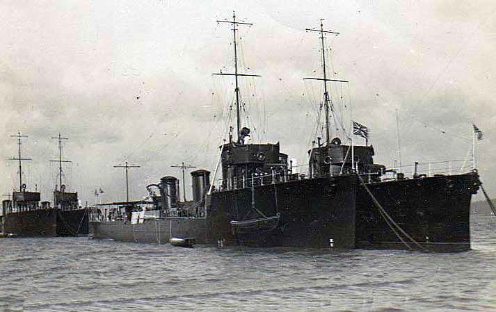 Battle Of Jutland Part Iv Night Action 31st May To 1st June 1916