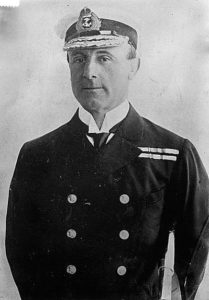 Admiral Sir John Jellicoe British Commander in Chief at the Battle of Jutland 31st May 1916