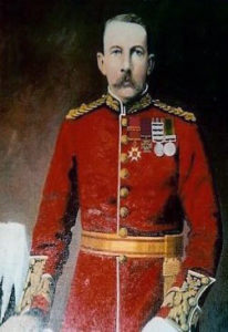 Brigadier General George Channer VC: Black Mountain Expedition from 1st October 1888 to 13th November 1888 on the North-West Frontier of India