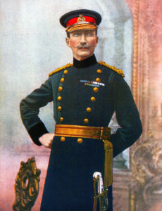 Major General A. Fitzroy Hart, commander of the British 5th Brigade at the Battle of Colenso on 15th December 1899
