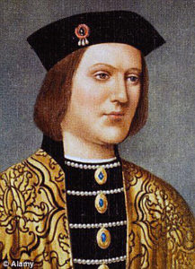 Edward, Earl of March and Duke of York, later King Edward IV: Battle of Towton fought on 29th March 1461 in the Wars of the Roses