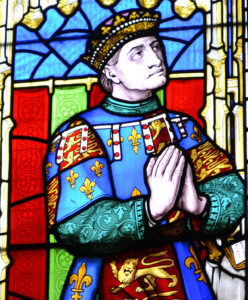 Richard, Duke of York: Battle of Wakefield on 30th December 1460 in the Wars of the Roses