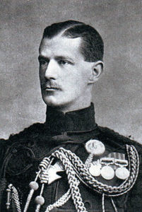 Lieutenant Frederick Roberts, King's Royal Rifle Corps, awarded a posthumous Victoria Cross for his conduct in attempting to rescue the guns during the Battle of Colenso on 15th December 1899
