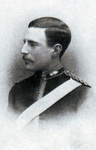 Captain Reed, Royal Field Artillery, awarded the Victoria Cross for his conduct in attempting to rescue the guns during the Battle of Colenso on 15th December 1899