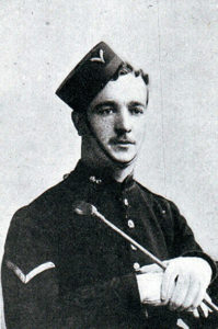 Corporal Nurse of the Royal Field Artillery, awarded the Victoria Cross for his conduct in attempting to rescue the guns during the Battle of Colenso on 15th December 1899