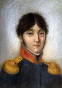 General Girard, French commander at the Battle of Arroyo Molinos on 28th October 1811 in the Peninsular War