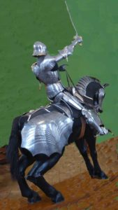 15th Century Armour from the Wallace Collecction: Battle of Mortimer's Cross on 3rd February 1461 in the Wars of the Roses