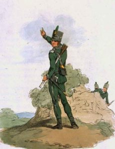 Private of the 95th Rifles: Storming of Ciudad Rodrigo on 19th January 1812 in the Peninsular War