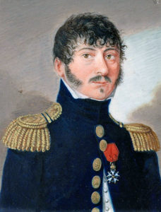 General Armand Philippon, French commander at the Storming of Badajoz on 6th April 1812 in the Peninsular War
