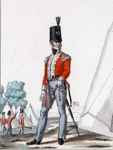 Officer of the 52nd Light Infantry: Storming of Ciudad Rodrigo on 19th January 1812 in the Peninsular War