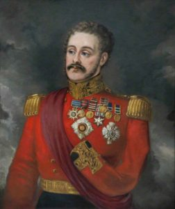 Major General Sir Joseph Thackwell: Battle of Sobraon on 10th February 1846 during the First Sikh War