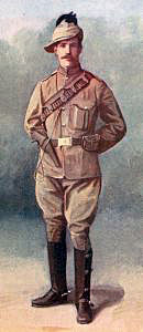 South African Light Horse: Battle of Pieters, fought from 14th February 1900 in the Great Boer War