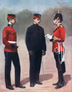 King's Royal Lancaster Regiment: Battle of Val Krantz 5th February 1900 in the Great Boer War