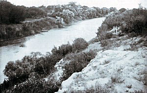 Modder River: Battle of Modder River on 28th November 1899 in the Boer War