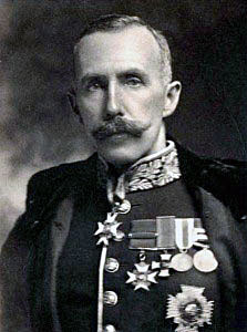 Lieutenant General Sir William Gatacre the British commander at the Battle of Stormberg on 9th/10thDecember 1899 in the Boer War