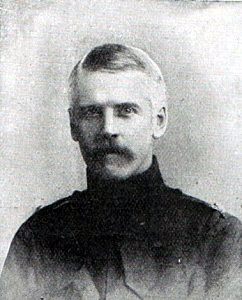 Lieutenant Colonel Northcott, Methuen's staff officer, killed at the Battle of Modder River 28th November 1899 in the Boer War