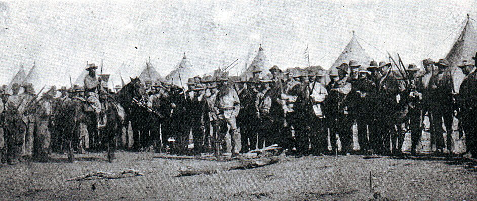 Boer Commando in the South African War 1899 to 1901