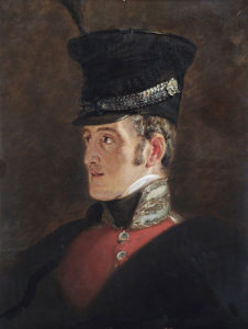 Major John Colborne of the 52nd Light Infantry: Storming of Ciudad Rodrigo on 19th January 1812 in the Peninsular War