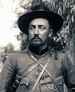 General Ben Viljoen, Boer commander on Val Krantz at the Battle of Val Krantz on 5th February 1900 in the Great Boer War