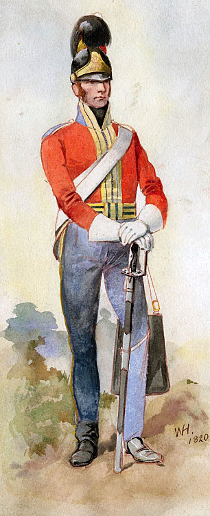 3rd King's Own Dragoons: Battle of Salamanca on 22nd July 1812 during the Peninsular War, also known as the Battle of Los Arapiles or Les Arapiles