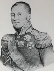 General de Division Alexandre Digeon, French commander at the Battle of Morales de Toro on 2nd June 1813