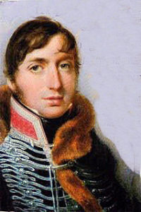 Colonel Charles Somers Cocks, killed in the Attack on Burgos Castle between 19th September and 25th October 1812 in the Peninsular War