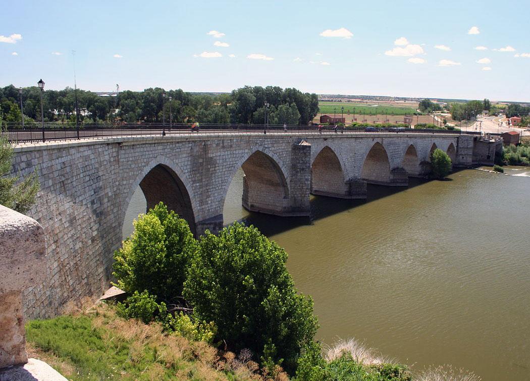 Bridge at Tordesillas: Retreat from Burgos Autumn 1812 in the Peninsular War