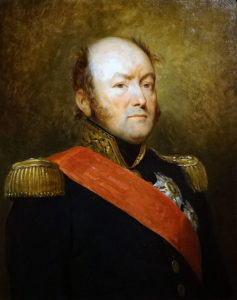 General Drouet, Comte D'Erlon: Battle of Vitoria on 21st June 1813 during the Peninsular War