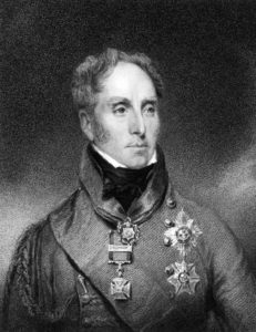 Lieutenant General Sir James Leith, commander of the British Fifth Division at the Storming of San Sebastian between 11th July and 9th September 1813 in the Peninsular War