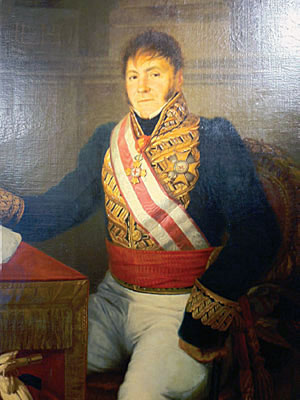 General Manuel Freire: Battle of San Marcial 31st August-1st September 1813 in the Peninsular War