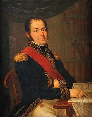 General Augustin Darricau: Battle of the Nive fought between 9th and 13th December 1813 in the Peninsular War