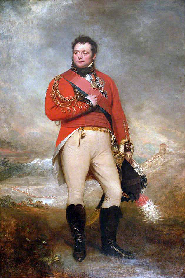 Lieutenant General Sir Rowland Hill: Battle of the Nive fought between 9th and 13th December 1813 and the Battle of St Pierre in the Peninsular War