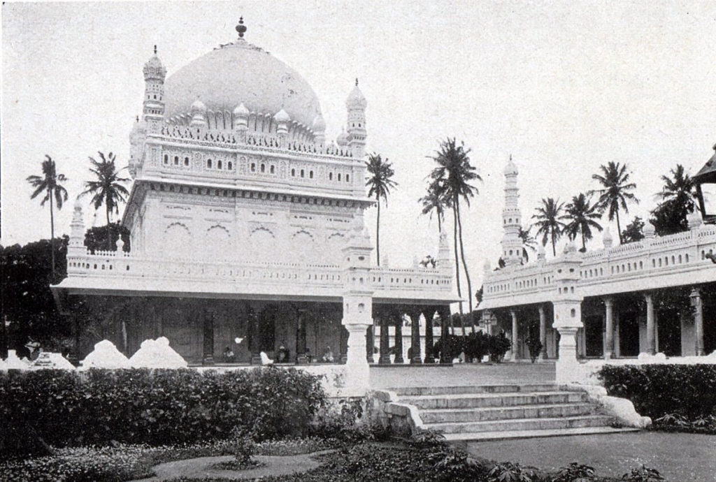 Tomb of Tipu Sultan and his father, Haider Ali: Storming of Seringapatam on 4th May 1799 in the Fourth Mysore War