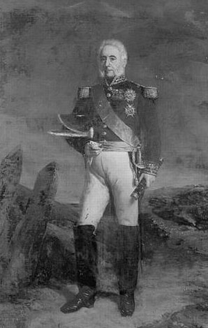 General Jean Isidore Harispe: Battle of Toulouse on 10th April 1814 in the Peninsular War