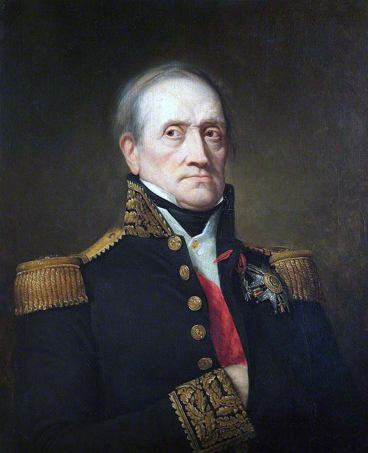 Marshal Soult: Battle of Toulouse on 10th April 1814 in the Peninsular War