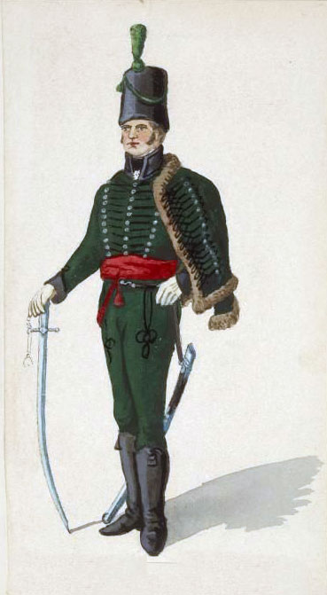 Officer of 95th Rifles: Battle of Cacabelos on 3rd January 1809 in the Peninsular War