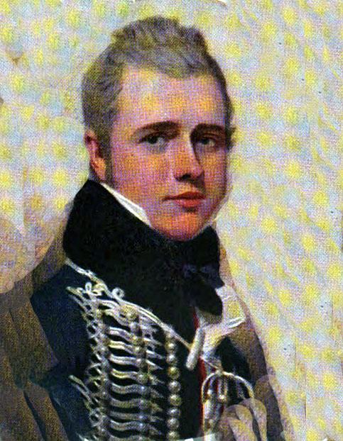 Captain Alexander Gordon 15th Hussars: Battle of Sahagun on 21st December 1808 in the Peninsular War