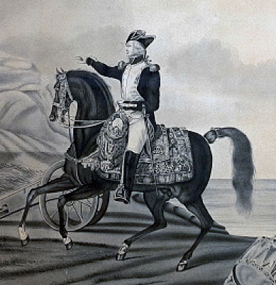 General of Brigade Henri-Antoine Jardon: Battle of Corunna, also known as the Battle of Elviña, on 16th January 1809 in the Peninsular War