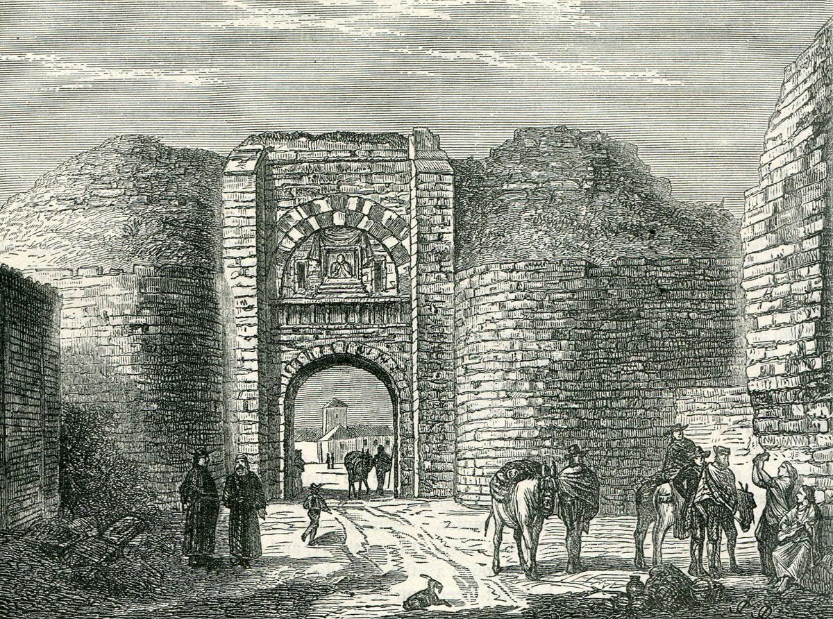 Gate of Talavera: Battle of Talavera on 28th July 1809 in the Peninsular War