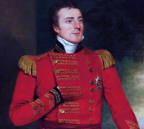 Viscount Wellington: Battle of Fuentes de Oñoro 3rd -5th May 1811 in the Peninsular War