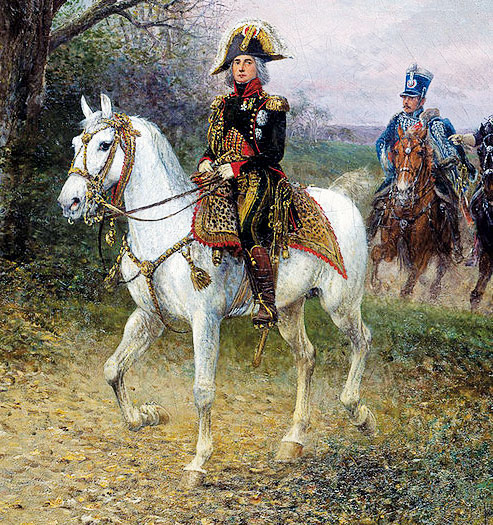 Marshal Bessières: Battle of Fuentes de Oñoro 3rd -5th May 1811 in the Peninsular War