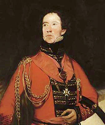 Major General William Lumley: Battle of Usagre on 25th May 1811 in the Peninsular War