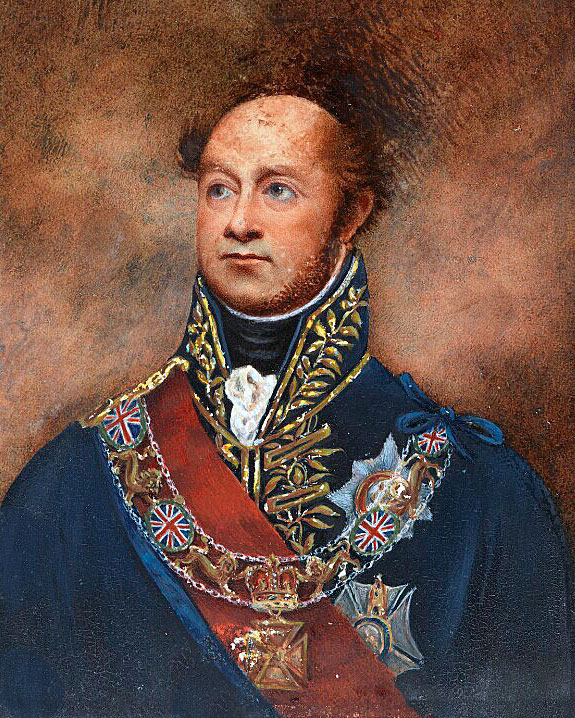 Marshal William Carr Beresford: Battle of Albuera on 16th May 1811 in the Peninsular War
