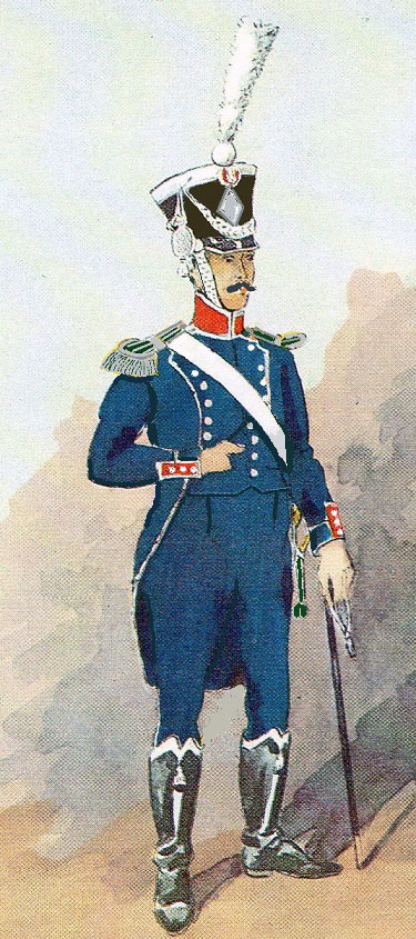 Under Officer of the  French 9th Light Regiment: Battle of Fuentes de Oñoro 3rd -5th May 1811 in the Peninsular War