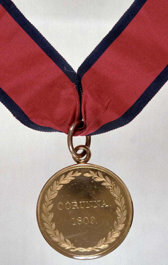 Gold Medal awarded to Sir John Moore for the Battle of Corunna on 16th January 1809 in the Peninsular War