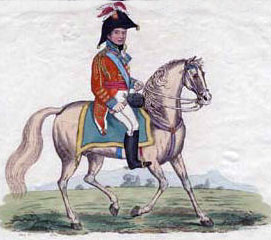 General Sir Rowland Hill: Battle of Almaraz on 19th May 1812 in the Peninsular War