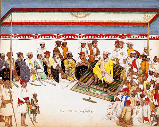 Daulat Rao Scindia, ruler of Gwalior: Battle of Laswaree on 1st November 1803 in the Second Mahratta War