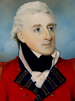 Lieutenant General Gerard Lake: Battle of Laswaree on 1st November 1803 in the Second Mahratta War