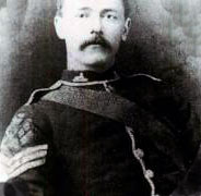 Colour Sergeant Frank Bourne: Defence of Rorke's Drift on 22nd January 1879 in the Zulu War