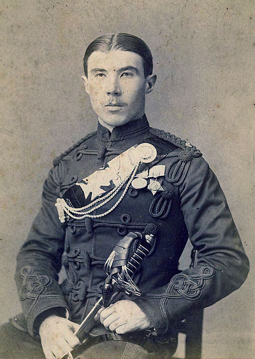 Lieutenant Scrope Marling KRRC: awarded the VC at the Battle of Tamai on 13th March 1884 in the Sudanese War
